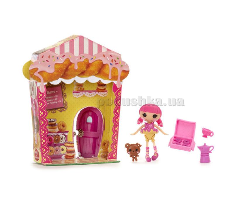 Кукла Minilalaloopsy серии Королевство сладостей Хрустолина (с аксессуарами) 520474