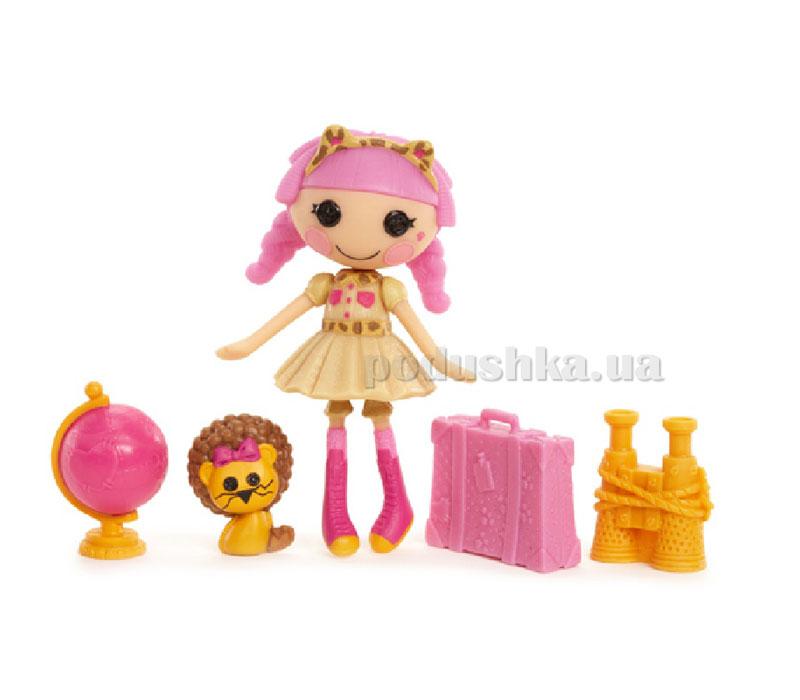 Кукла Minilalaloopsy серии Маленькие пуговки Кэт (с аксессуарами) 522478