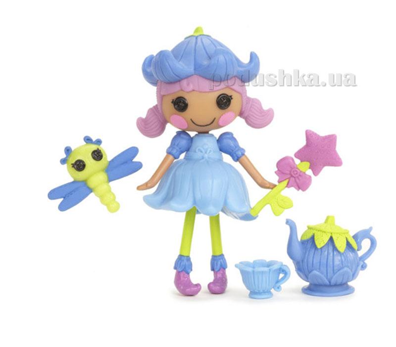 Кукла Minilalaloopsy серии Цветочные феи Колокольчик (с аксессуарами) 527244