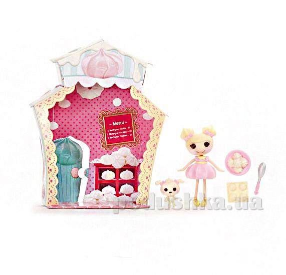 Кукла Mins Lalaloopsy Ваниллина серия Королевство сладостей