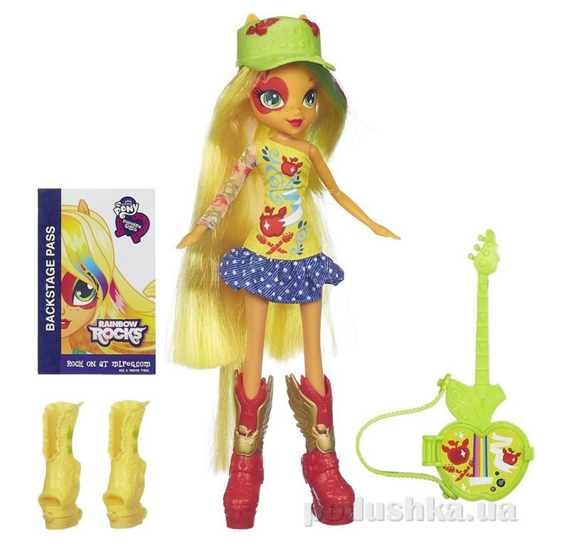 Кукла MLP EG Эпплджек с аксессуарами Hasbro AKT-A7251