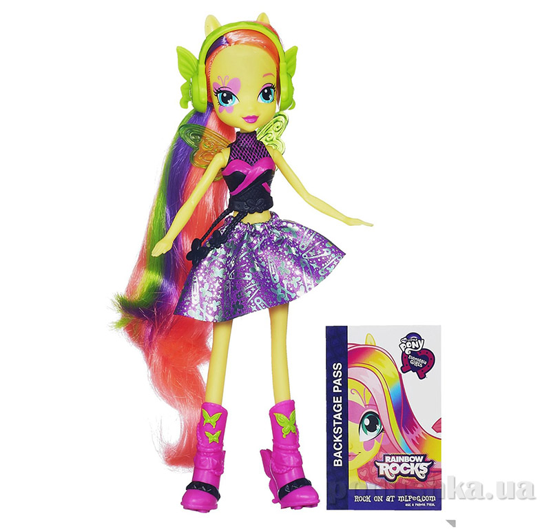 Кукла MLP EG Флаттершай Hasbro AKT-A8629