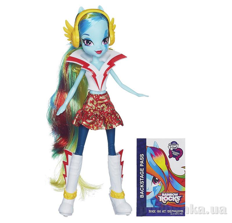 Кукла MLP EG Радуга, Рэйнбоу Дэш Hasbro AKT-A6775
