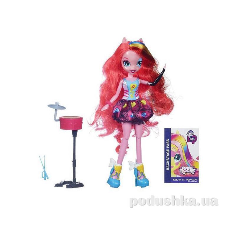Кукла MLP EG Рок-звезда Пинки Пай AKT-A6781