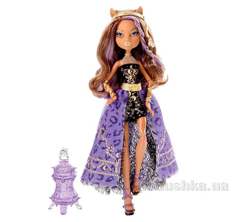 Кукла Monster High 13 Wishes Haunt the Casbah Clawdeen Wolf Клодин Вульф Mattel