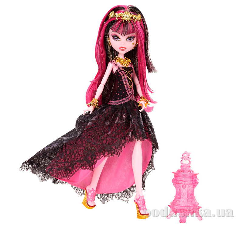 Кукла Monster High 13 Wishes Haunt the Casbah Draculaura Дракулаура Mattel