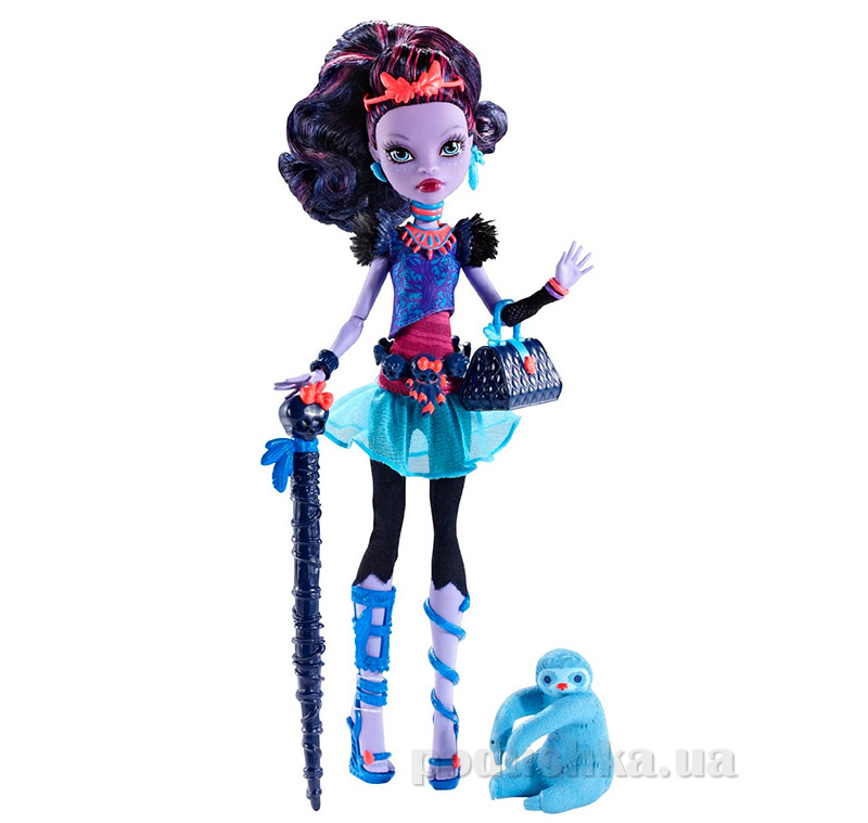 Кукла Monster High Джейн Булитл Mattel BJF62