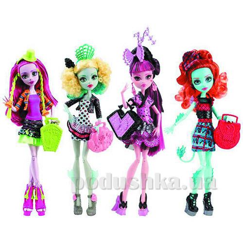 Кукла Monster High Монстры по обмену в ассортименте CDF17