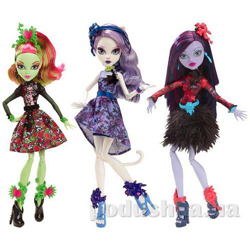 Кукла Monster High Мрак и цветение в ассортименте CDC05