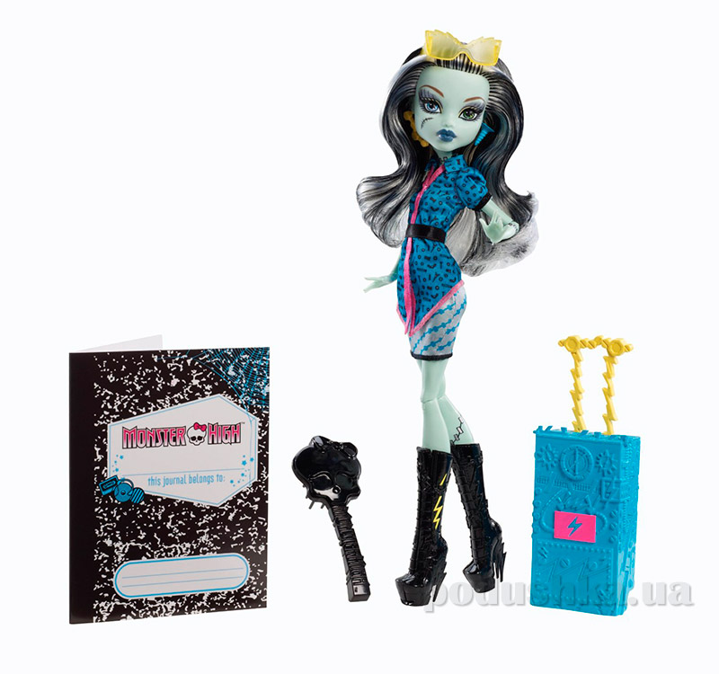 Кукла Monster High Scaris the city of frights Frankie Stein Фрэнки Штайн Mattel