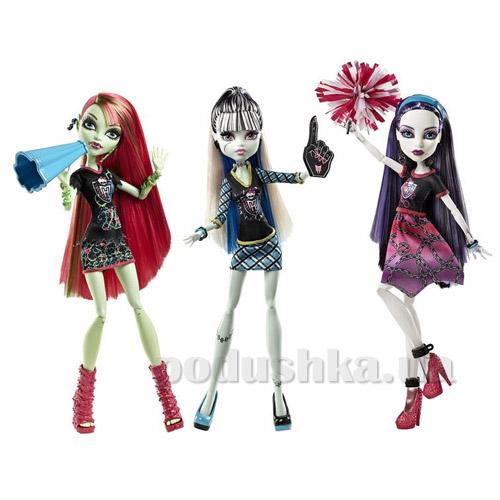 Кукла Monster High серии Монстры вперед в ассортименте BDF07