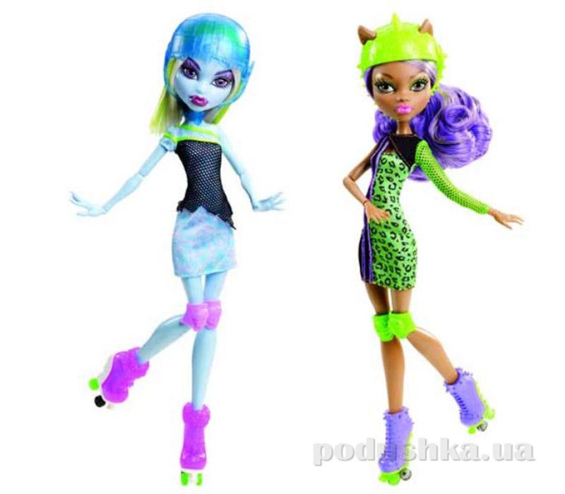 Кукла Monster High серии Спорт в ассортименте