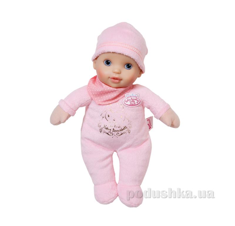 Кукла My First Baby Annabell  - Пупсик (30 см, с погремушкой внутри, в ассорт.) 793169