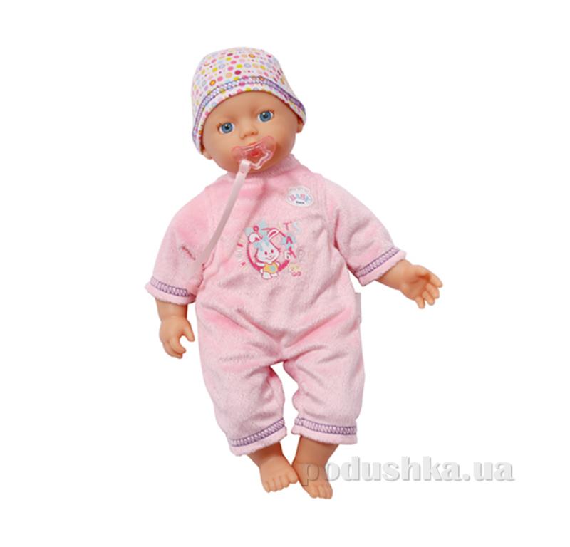 Кукла My Little Baby Annabell  - Нежная кроха (32 см, с погремушкой внутри, в ассорт.) 819753