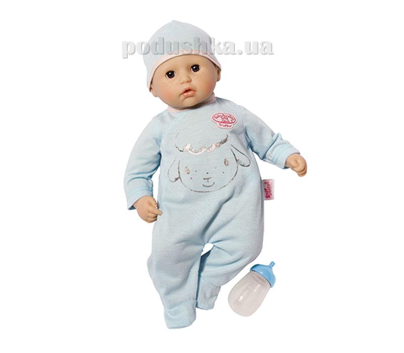 Кукла My first baby Annabell Мой Первый Малыш (мальчик, 36 см) Zapf 792780