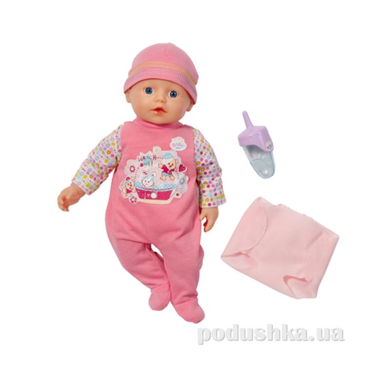 Кукла My Little Baby Annabell  - Первое купание (32 см, с погремушкой внутри, в ассорт.) 819722