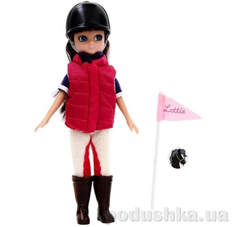 Кукла Наездница на пони Lottie