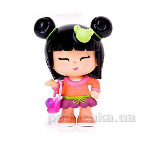 Кукла Пинипон 7 см с черными волосами 700008131-5 Pinypon
