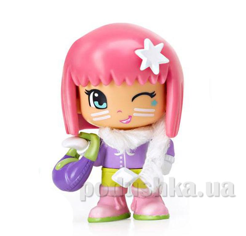Кукла в зимней одежде с меховым воротником Pinypon 700010264-1