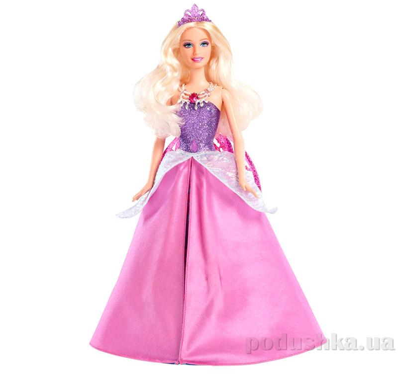 Кукла Принцеcса фей из мультфильма Барби Barbie: Марипоса и Принцесса фей Mattel Y6373