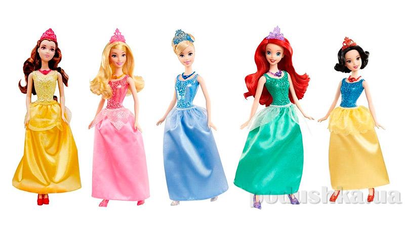 Кукла Принцесса Сияющая новая в ассортименте Х9333