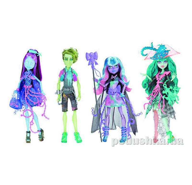 Кукла Призрачные ученики из м/ф Призраки в ассортименте Monster High CDC34