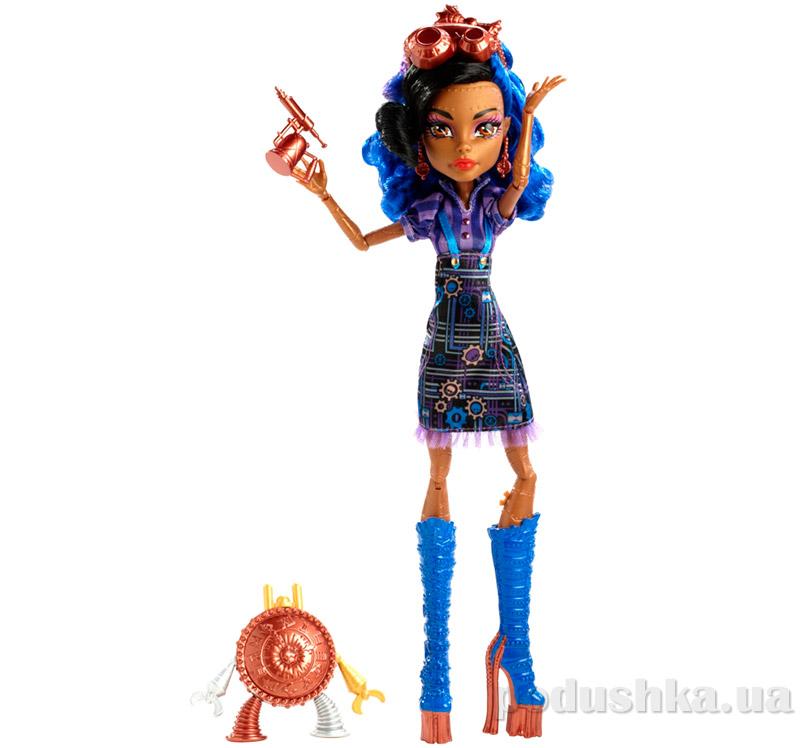 Кукла Робекка Стим Монстер Хай Art Class Robecca Steam Mattel BDD79