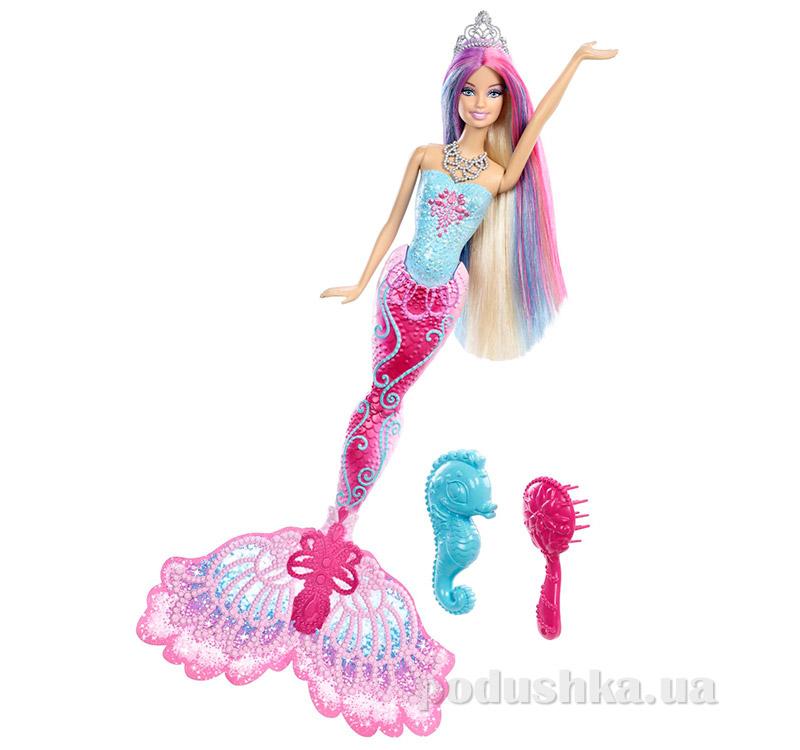 Кукла Русалка Барби Barbie Измени цвет Mattel Х9177