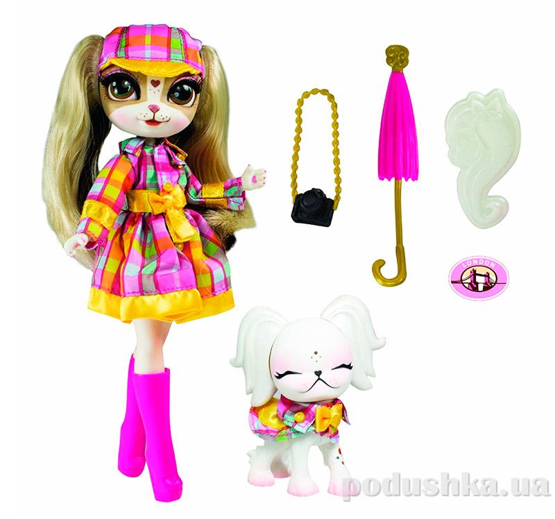 Кукла с домашним любимцем серии Путешествие Лондон 33041 Pinkie Cooper Bridge