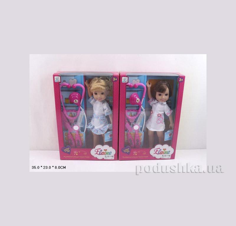 Кукла с набором доктора Jambo 89008