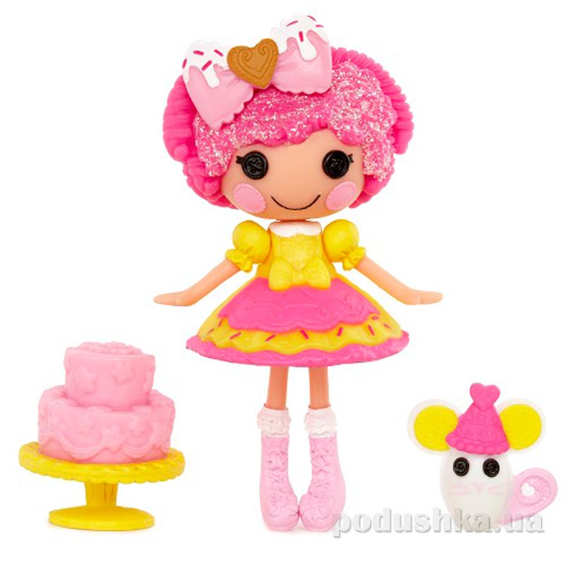 Кукла серии Lalabration Печенюшка Сладкоежка Minilalaloopsy 536246
