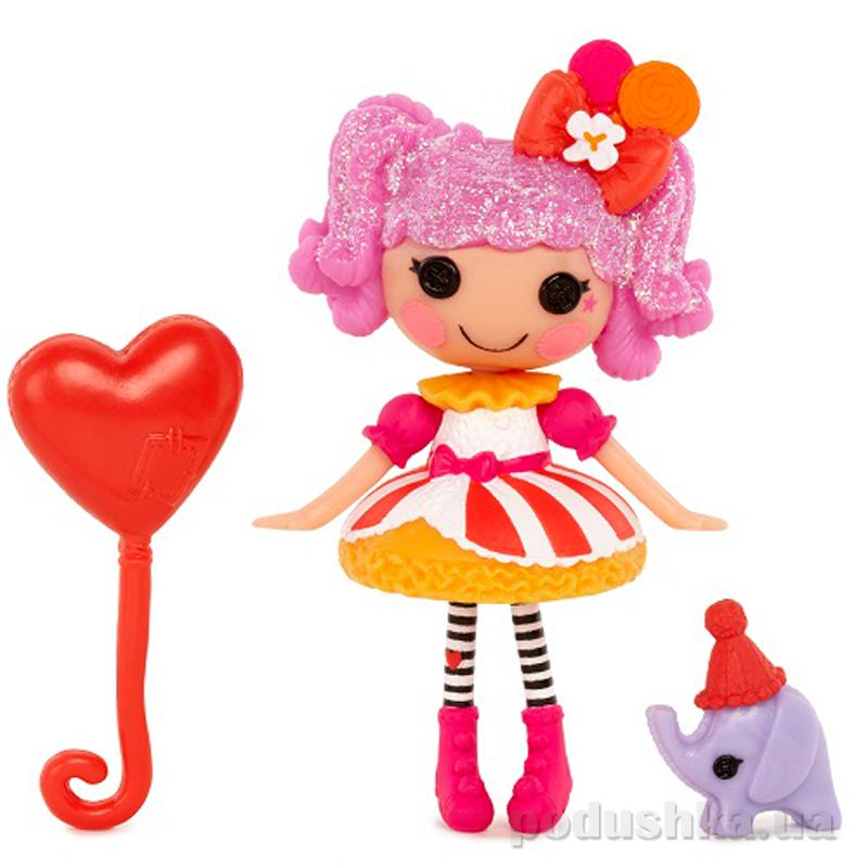 Кукла серии Lalabration Смешинка Minilalaloopsy 536260