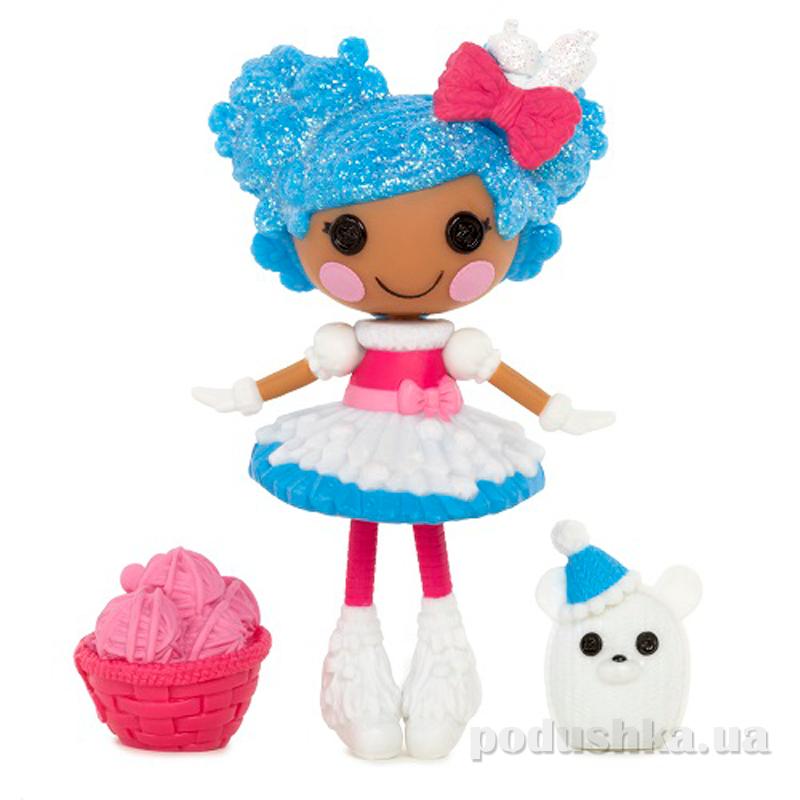 Кукла серии Lalabration Снежинка Minilalaloopsy 536277