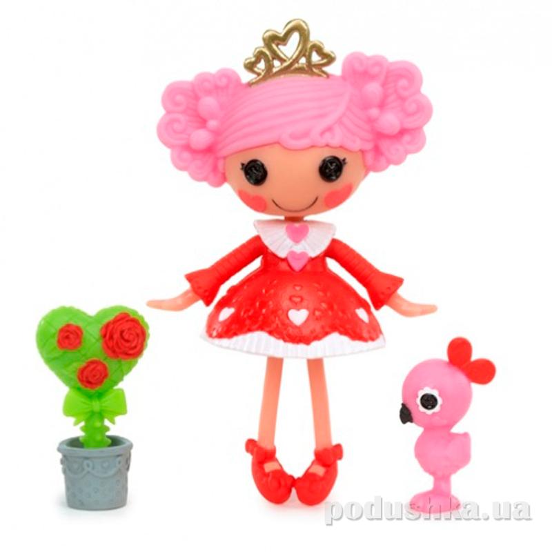 Кукла серии Праздник в стране Лалалупси Принцесса Роза Minilalaloopsy 533894
