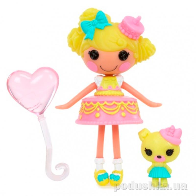 Кукла серии Праздник в стране Лалалупси Сластена Minilalaloopsy 533917