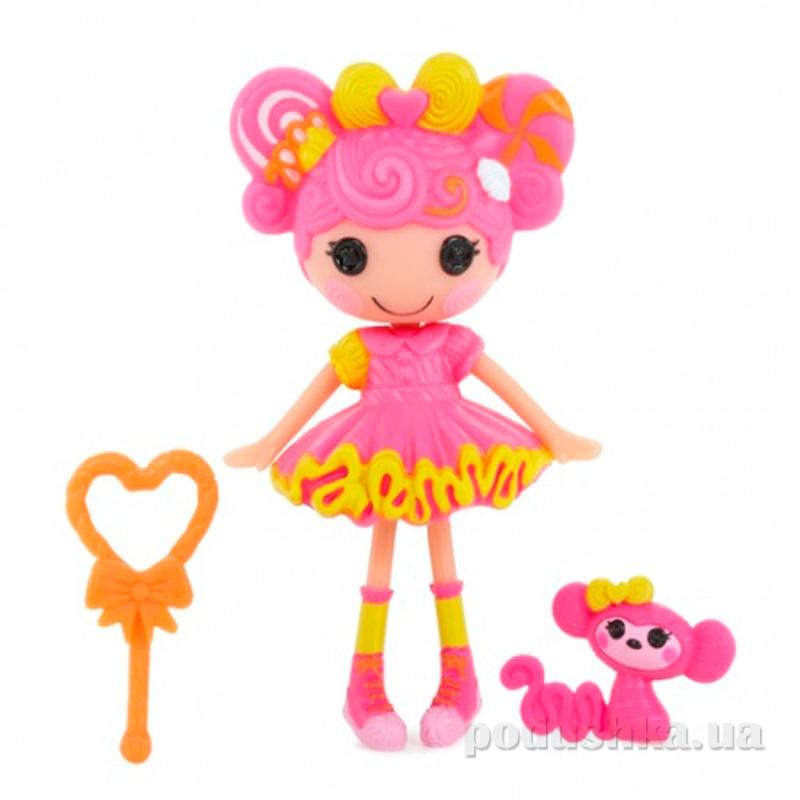 Кукла серии Сладкоежки Конфетка Minilalaloopsy 534853