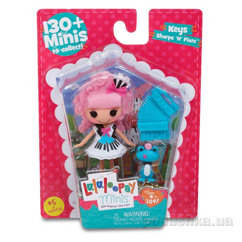 Кукла серии В мире музыки Клавесина Minilalaloopsy 534006