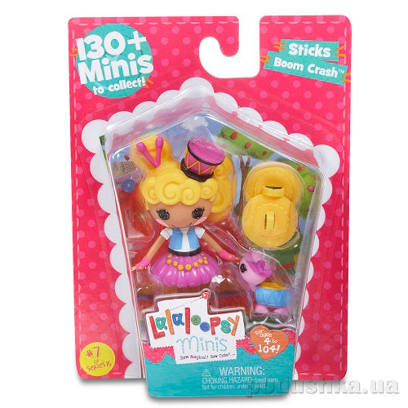 Кукла серии В мире музыки Ритмгел Minilalaloopsy 534020