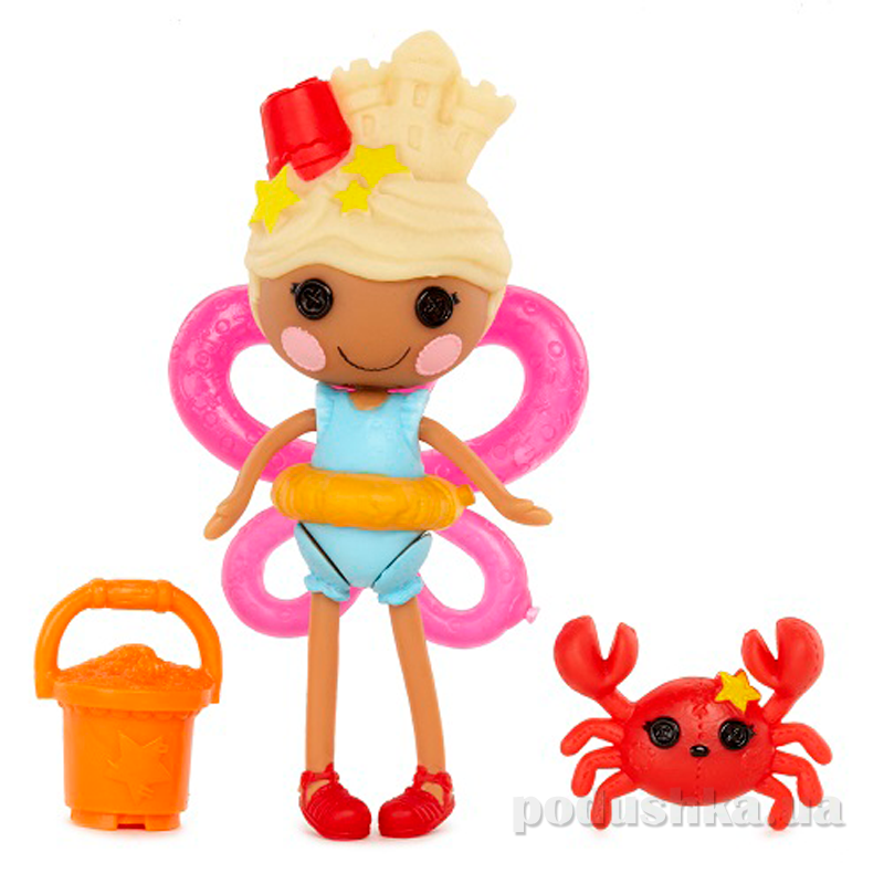 Кукла серии Времена года Лето Minilalaloopsy 533948   Lalaloopsy