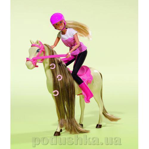 Кукла Штеффи Прогулка верхом, с лошадью Steffi Evi Love 5730939