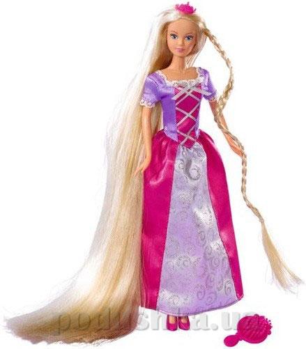 Кукла Штеффи Рапунцель с функцией роста волос Steffi Evi Love 5730938