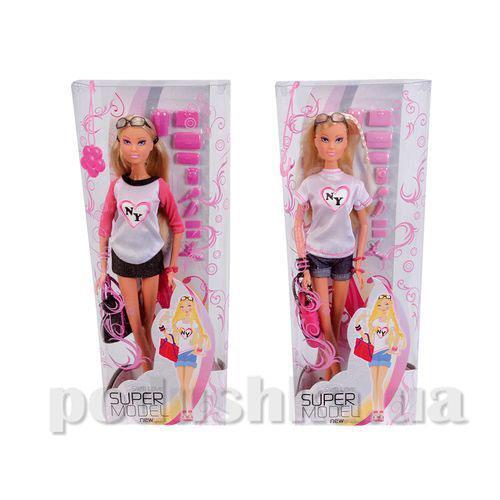 Кукла Штеффи Супермодель Нью-Йорка Steffi Evi Love 5738965