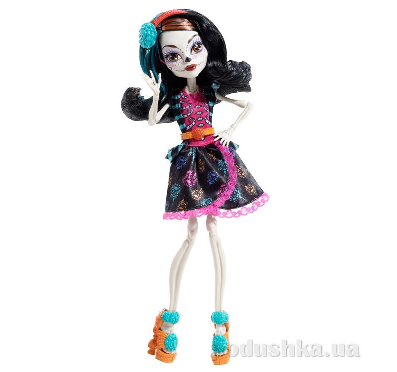 Кукла Скелита Калаверас Монстер Хай Art Class Skelita Calaveras Mattel BDF14