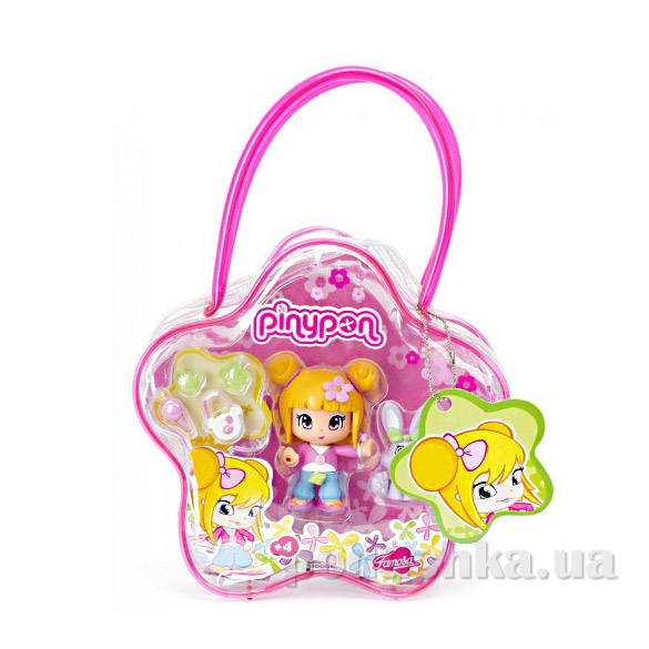 Кукла в сумочке Пинипон с зайцем 700007515-2 Pinypon