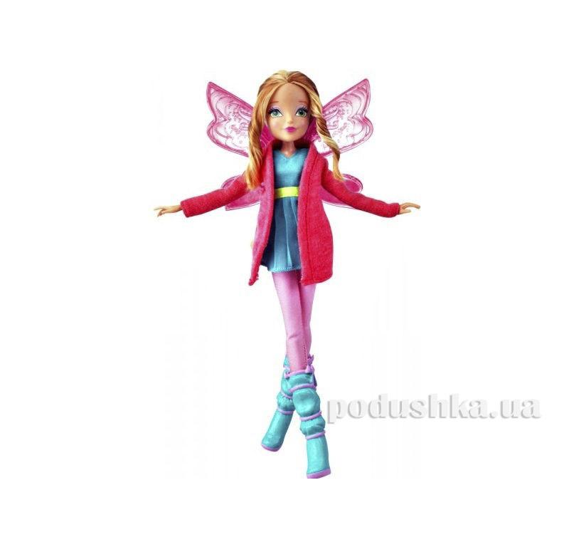 Кукла Зимняя магия Флора 27 см Winx IW01101402