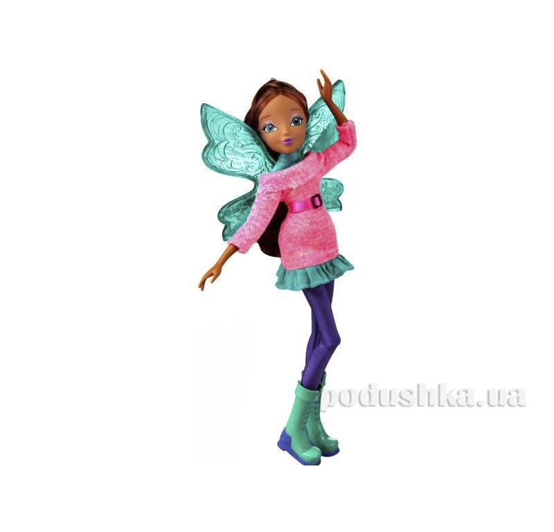 Кукла Зимняя магия Лейла 27 см Winx IW01101405