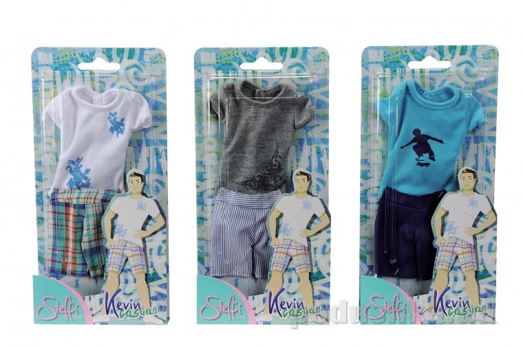 Кукольная одежда Кевина Повседневный стиль 3 вида  Steffi Evi Love 5728535