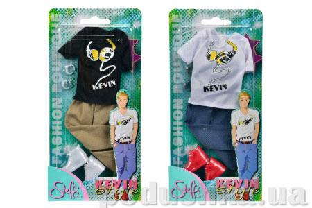 Кукольная одежда Кевина с часами и браслетом 2 вида Steffi Evi Love 572 0659