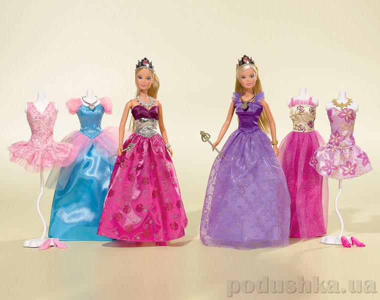 Кукольная одежда Штеффи Принцесса 2 вида Steffi Evi Love 5725020