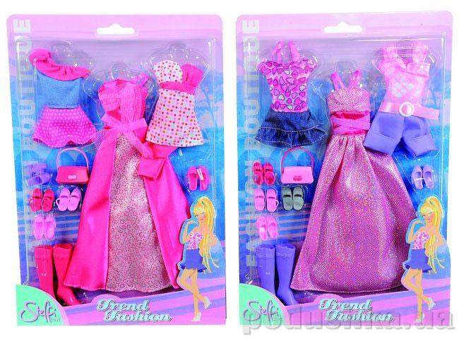 Кукольная одежда Штеффи Современный стиль с аксессуарами 2 вида Steffi Evi Love 5725626